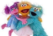 Friendship! / by Sesame Street