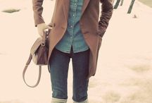 Fall/Winter Style / by Jaimie Plunkert