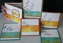 cards floral 2 / by Sandra Malinowsky-Carter