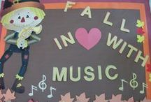I Teach Music, What's Your Superpower? / by Tisha Bonilla