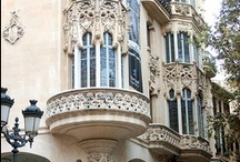 Exterior Architectural Details  / by Linda L. Floyd Interior Design