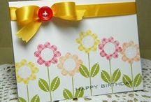 cards papertrey / by Sandra Malinowsky-Carter