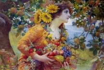 Rejoice in Sensuality and Abundance / by Pat Dorraj
