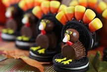 thanksgiving / by Stephanie Fawcett