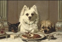 Animals in Art / Animals depicted in Art / by Debra Canale