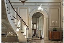 Entries ❀ Hallways ❀  Stairs / by Linda L. Floyd Interior Design