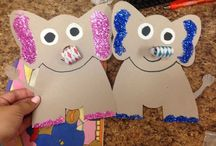 Early Childhood Craft Ideas / by Vanessa Brittany