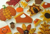 Cut out cookies / by Barb Kelly