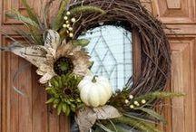 Fall-Halloween/Thanksgiving / by Courtney Taylor {snickerdoodlesandtaylortots}