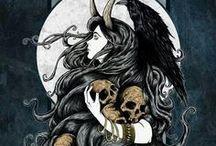 Art & Soul / by Merry Skeleton Gal