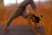 Yoga / by Stephanie Scovel-toney