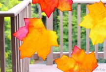 Autumn Activities/Crafts / Early childhood ideas for fall crafts & activities.  / by Gina Macala