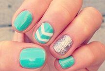 Nail styles  / by Katelyn Huschke