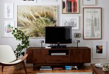 Living Room / by Sarah Vespasian