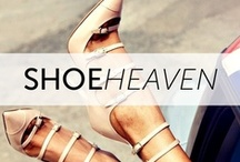 Shoe Heaven  / We round up all of the to-die-for shoes from the wild world of fashion. Pinning both basic and outlandish.  / by StyleSays