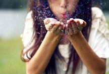 glitter 'n sparkles / by Chloe Hu