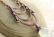 DIY~Jewelry / by Melissa Fedor