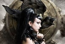 Raven Dreams Nevermore / by Vintage Goth