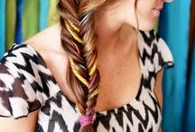 Hairstyles / by Karen Bigos