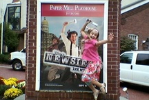 Theatre / Continuing the family tradition of going to theater and concerts at Paper Mill Playhouse and on Broadway / by Karen Bigos