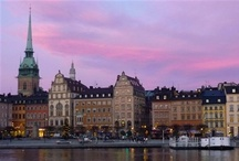 Explore Stockholm / by VisitSweden - Pins of Sweden