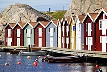 The Coast of Sweden / by VisitSweden - Pins of Sweden