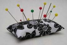 Pin Cushions / by Lori Braden