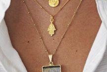 {jewelry} / by Felicia Harrold