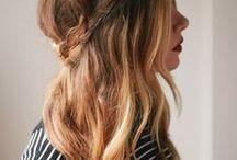 hair hair hair  / by Renee Richard