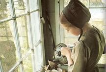 Amish / by Primitive Hare Isobel-Argante
