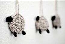 Crochet / by Primitive Hare Isobel-Argante