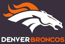 """The Denver Broncos / """"I always believe there's a reason why you go through everything."""" - John Elway / by Rachel Ryan"""