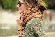 winter apparel / by Renee Richard