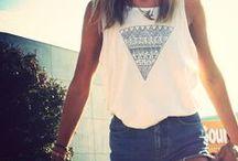 summer apparel / by Renee Richard