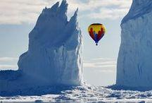 a ballon ride / by Renee Richard