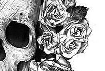Tattoo / by Kyle N Jane Minks-Robinson