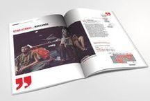 Layouts / Magazine/Brochure Layouts / by Carla Barnes