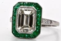 Emeralds Are a Girl's Best Friend / by Melanie Sartain