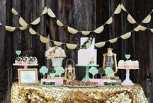 c e l e b r a t e / Wedding & Event styling inspiration. / by Chelo Keys