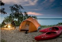 Camping / by Michelle McClintock