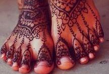 Indian Mehendi/Henna / by ItsCalledLoyalty