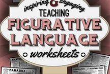 Classroom--ELA / Reading, writing, spelling and language. / by Rachel Boykin