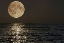 Moon / When I was 7, I fell in love... / by Heather D.