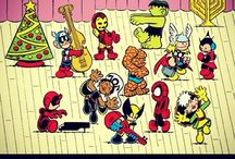 Super Heroes / by Krista Key