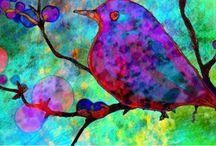 Art Journal Love / by Susan Summerville