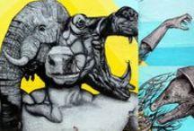 TRAVEL | STREET ART / by Ryan Gargiulo