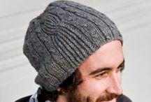 If I'm sittin' I'm knittin' (or crocheting) / by Casey Przy