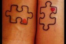 tattoos.... / by Jenn Massey