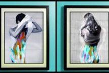 TRAVEL INSPIRED ART / by Ryan Gargiulo