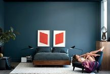 Interiors: Sleeping / Forever pushing the boundaries of the basic.  / by Jo Little